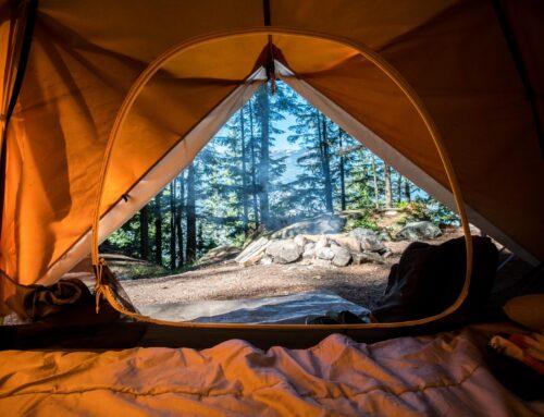 Camping on Camano 2020