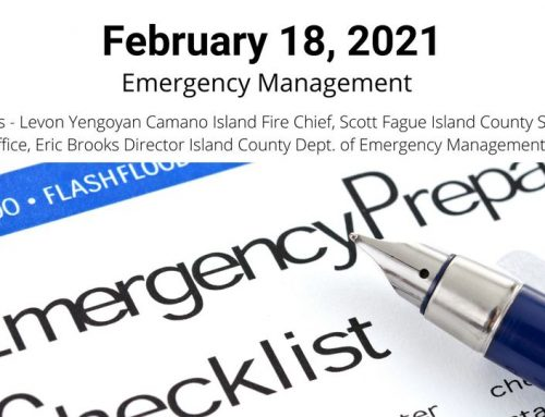 Emergency Management 2.18.21